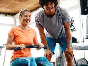 Fitness instructor career btec sport